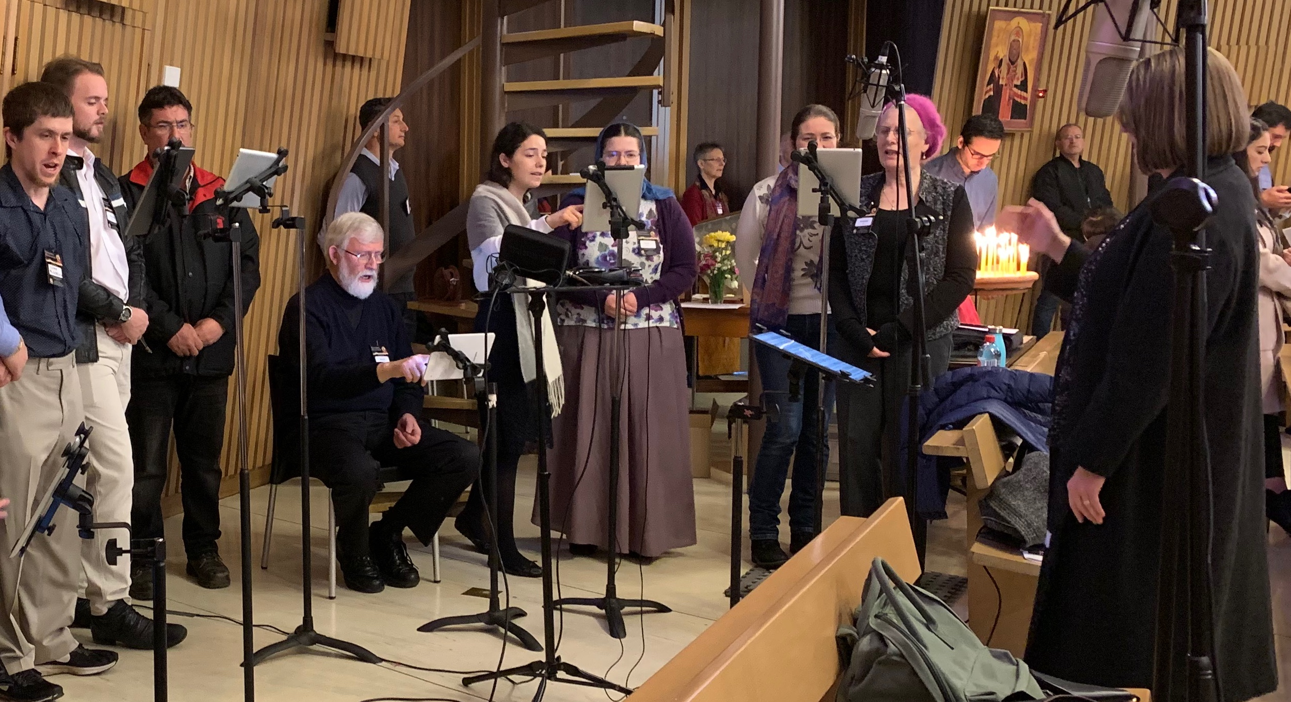 The Good Shepherd Choir at Exploring Orthodoxy 2019