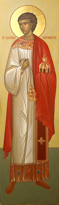 Icon of St. Stephen the Protomartyr