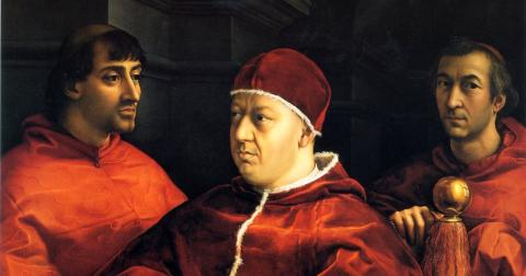 Roman Catholic Pope Leo X