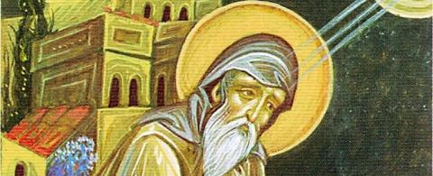 Icon of St. Symeon the New Theologian